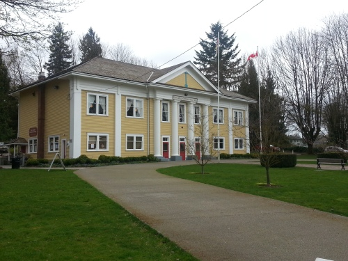 Fort Langley Town Hall