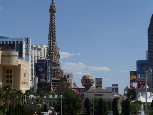 Hotels on The Strip